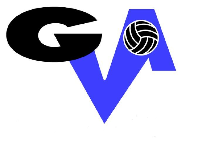 Garland Volleyball Association logo
